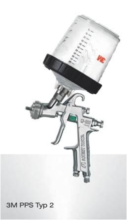 W-400 classic plus, Fließbecherpistole