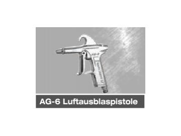 AG-6 Luftausblaspistole