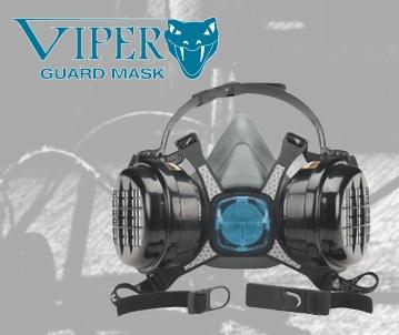 VIPER Atemschutzhalbmaske  mit A2P3R Filter