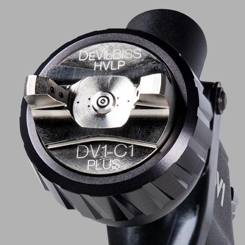 Devilbiss DV1 Klarlack