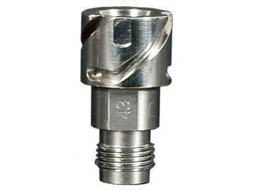 Wechselbecher-Adapter für DeVilbiss DV1, GTi, PRI- GFG, Binks M1G, Sharpe Cobalt, Platinum & Titanium