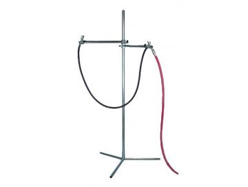 Lufttrockner-Gestell mit Luftschlauch