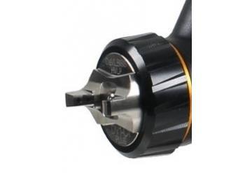 DV1 C1+ HVLP Luftkappe und Haltering